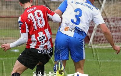 SD Ejea – CD Calahorra: vencer para creer
